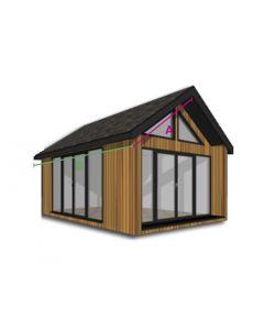 Sunglaze Apex Roof