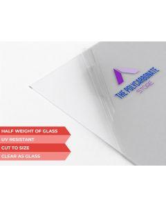 3mm Clear Palglas™ 200 X 400mm