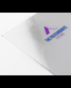 Clear Acrylic Sheet Samples