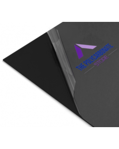 Black Acrylic Sheet Samples