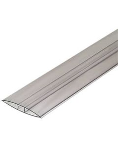 Clear Polycarbonate H Section
