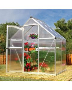 Clear Twinwall Greenhouse Sheet Cut To Size