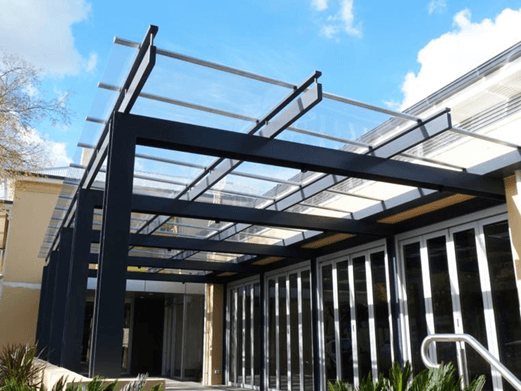 MADE TO MEASURE CARPORTS AND CANOPIES