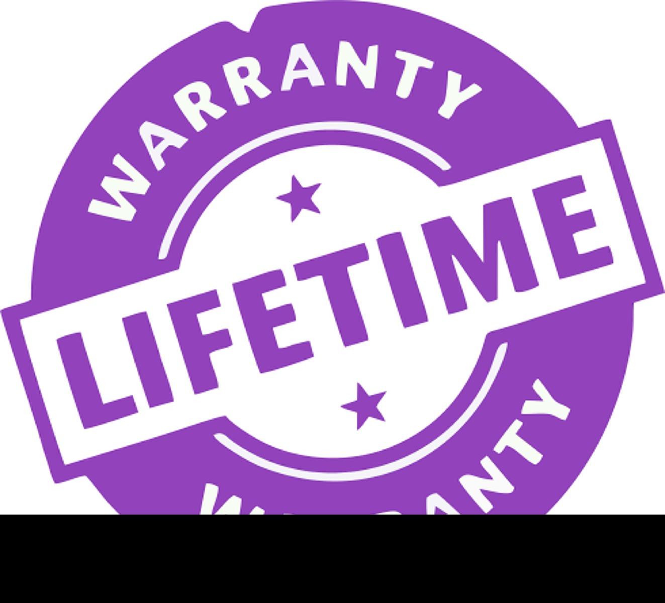 Manufacturer's Lifetime
